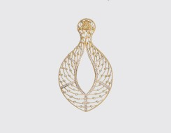Pear Shaped Pendant