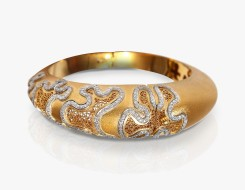 Modern Filigree work Bangle