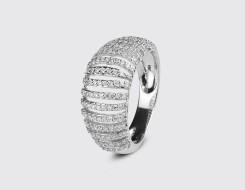 Radiant Diamond Ring
